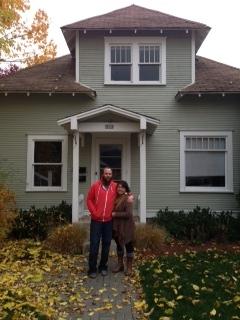 Erick & Frances' house