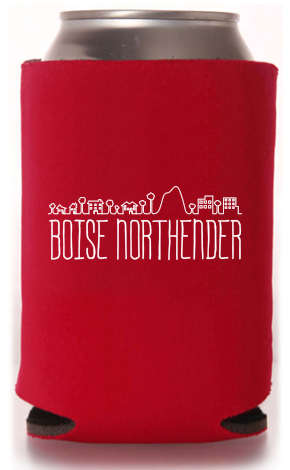 Koozie back